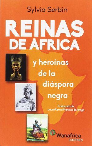 REINAS DE ÁFRICA