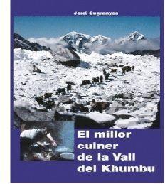 EL MILLOR CUINER DE LA VALL DEL KHUMBU