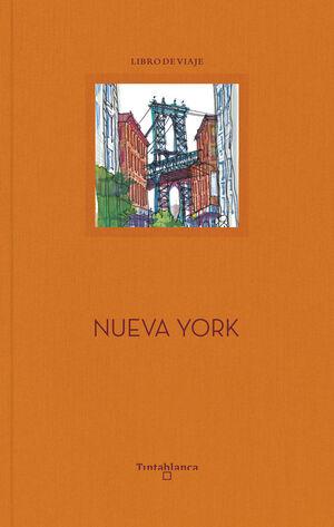 NUEVA YORK CUADERNO DE VIAJE