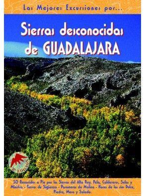 SIERRAS DESCONOCIDAS DE GUADALAJARA
