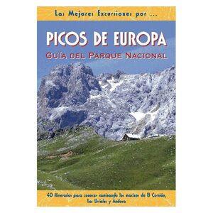 PICOS DE EUROPA. GUÍA DEL PARQUE NACIONAL