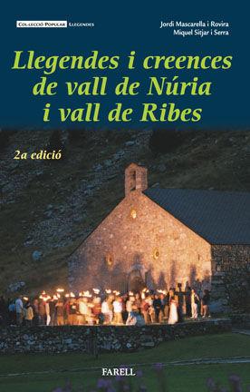 _LLEGENDES DE LA VALL DE NÚRIA I LA VALL DE RIBES