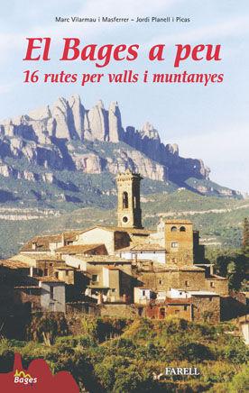 _EL BAGES A PEU. 16 RUTES PER VALLS I MUNTANYES