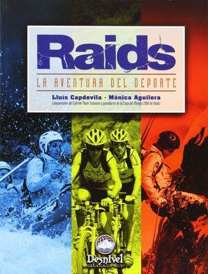 RAIDS, LA AVENTURA DEL DEPORTE