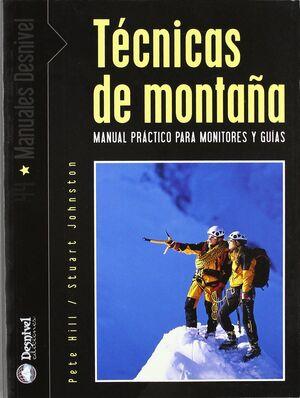 TÉCNICAS DE MONTAÑA