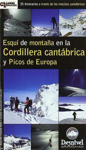 ESQUÍ DE MONTAÑA EN LA CORDILLERA CANTÁBRICA Y PICOS DE EUROPA
