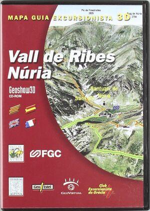 VALL DE RIBES-NÚRIA