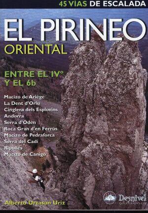 EL PIRINEO ORIENTAL ENTRE EL IV Y EL 6B