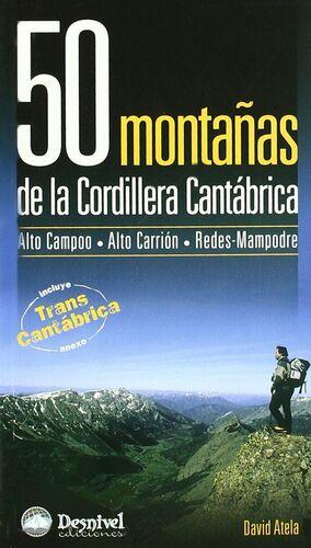 50 MONTAÑAS DE LA CORDILLERA CANTÁBRICA