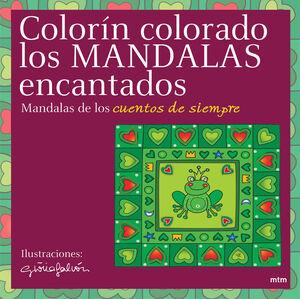 COLORIN COLORADO LOS MANDALAS ENCANTADOS
