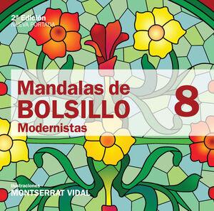 MANDALAS DE BOLSILLO 8
