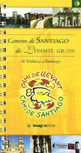 CAMINO DE SANTIAGO DE LEVANTE GR-239