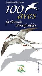 100 AVES FÁCILMENTE IDENTIFICABLES