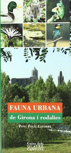 FAUNA URBANA DE GIRONA I RODALIES
