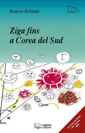 ZIGA FINS A COREA DEL SUD