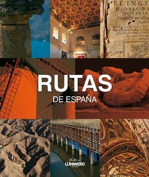 RUTAS DE ESPAÑA. LUNWERG MEDIUM