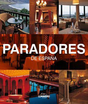 PARADORES DE ESPAÑA. LUNWERG MEDIUM