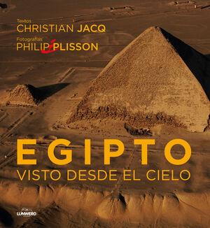 EGIPTO VISTO DESDE EL CIELO