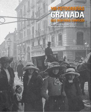 GRANADA. 100 FOTOGRAFIAS QUE DEBERIAS CONOCER