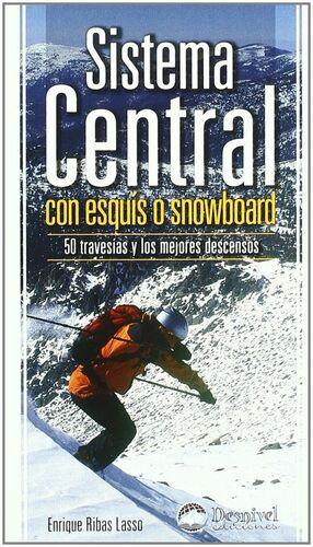 SISTEMA CENTRAL CON ESQUÍS O SNOWBOARD