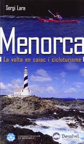 MENORCA LA VOLTA EN CAIAC I CICLOTURISME