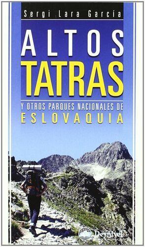 ALTOS TATRAS Y OTROS PARQUES NACIONALES DE ESLOVAQUIA