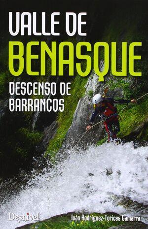 VALLE DE BENASQUE DESCENSO DE BARRANCOS