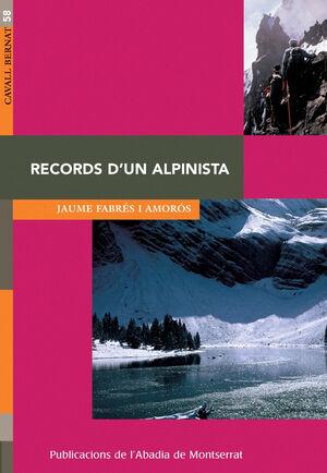 RECORDS D'UN ALPINISTA