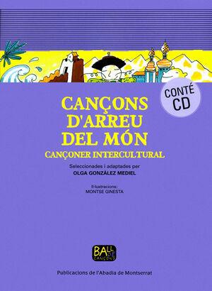 CANçONS D'ARREU DEL MóN. CANçONER INTERCULTURAL