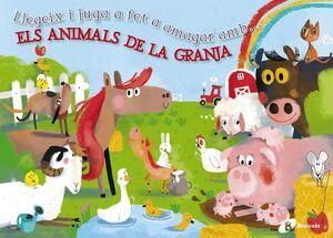 LLEGEIX I JUGA A FET A AMAGAR AMB... ELS ANIMALS DE LA GRANJA
