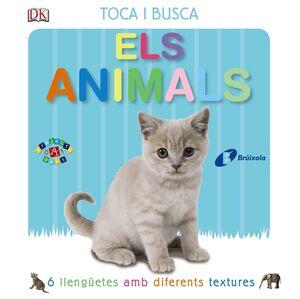 TOCA I BUSCA. ELS ANIMALS
