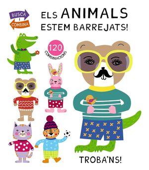 ELS ANIMALS ESTEM BARREJATS!