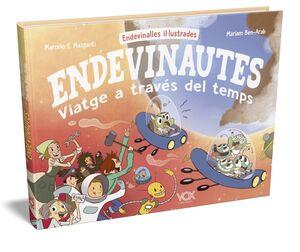 ENDIVINAUTES. VIATGE A TRAVES DEL TEMPS