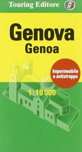 GENOVA CENTROCITA 1:10.000