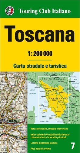 TOSCANA 1:200.000 IMPERMEABLE