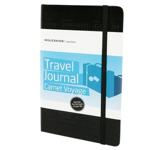 MOLESKINE TRAVEL JOURNAL CARNET VOYAGE