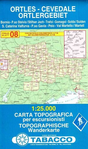 ORTLES CEVEDALE 08 *TABACCO MAPA*