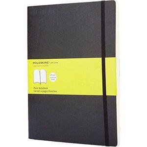 PLAIN CLASSIC SOFT NOTEBOOK XL CUADERNO LISO BLANDA