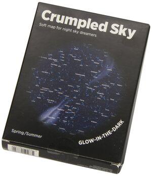 CRUMPLED SKY