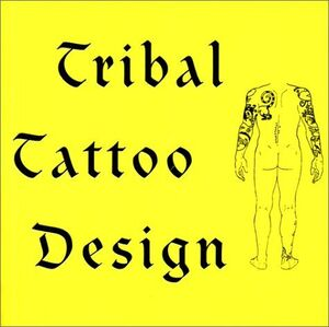 TRIBAL TATTO DESIGN