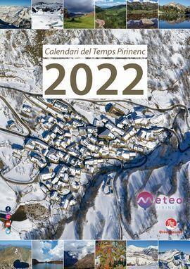 2022 CALENDARI DEL TEMPS PIRINENC