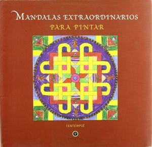 MANDALAS EXTRAORDINARIOS PARA PINTAR