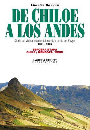 DE CHILOE A LOS ANDES. TERCERA ETAPA