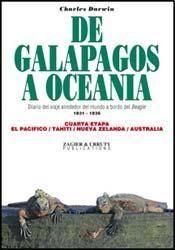 DE GALAPAGOS A OCEANIA. CUARTA ETAPA