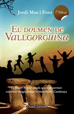 EL DOLMEN DE VALLGORGUINA