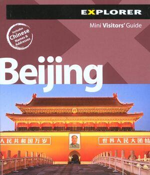 GUIA BEIJING -MINI (2008) + PLANO